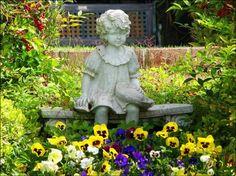 Concrete Garden Statues