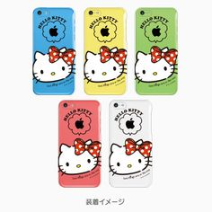 Hello Kitty iPhone5c Case