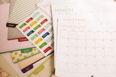 scrapbook calendar-2