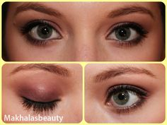 Golden Cranberry Eye