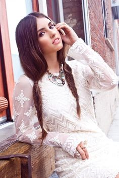Umgee Boutique Anthropologie Ivory Bohemian Lace Long Sleeve Shell Dress  S M L  #umgee #Shift #Cocktail