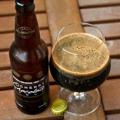 Jason Fields & Kevin Sheppard / Tröegs / Stone Cherry Chocolate Stout and My Simple Rediscovery of Craft Beer