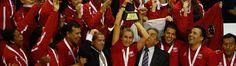 ¡¡Perú campeón sudamericano de Voleibol de Menores!!
