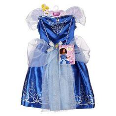 Disney Princess Cinderella Bling Ball Dress