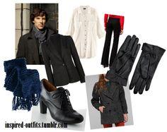 Sherlock Holmes Inspired outfits for @Leslie Hartness @Alyssa Hagans
