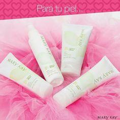 Mary Kay Botanical Effects para pieles sencibles rosácea, reseca, normal o grasa
