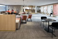 News Space, Cool Office, Offices, Workplace, Collaboration, Architects, Core, Interiors, Interior Design