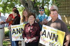Ann Welch for Anniston Mayor