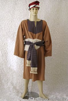 Biblical Costume Joseph Shepherd Disciple or by CostumeCollective, $89.00