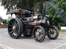 PROMPTED by the photograph of my friend David Allen and his son Bert's Burrell 'Old Tim' on the front of the Bugle a couple of weeks ago, I wondered if readers might also be interested in my Foden steam traction engine 'Earl of Dudley'.