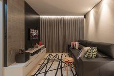 Dicas de decoração em dois apartamentos de homens solteiros - Casa
