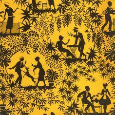 """A partir du 6 novembre, le Musée de l'Impression sur Etoffes de Mulhouse réunit la rétrospective """"Impertinente"""", de la créatrice de mode Chantal Thomass, et l'exposition """"Histoires de Femmes"""", la femme dans le textile de la seconde moitié du XVIIIe siècle à nos jours."""