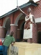 Moremi Ajasoro, Princess of the Yoruba, was a figure of high significance in the history of the Yoruba peoples of West Africa. She was a member-by-marriage of the royal family of Emperor Oduduwa, the tribe's fabled founding father. The Ayaba Moremi hailed from Offa, married to the then king of Ile Ife, a kingdom that is said to have been at war with an adjoining tribe who were known to them as the Forest people (Ìgbò in the Yoruba language, though the said tribe is believed by scholars to…