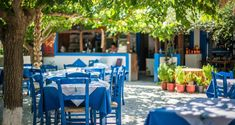 Photo about Greek traditional tavern on the street of Zakynthos, Greece. Image of mediterranean, island, marine - 50550965 Greece Itinerary, Greece Travel, Zakynthos Greece, Street Stock, Coffee Shop Design, Outdoor Furniture Sets, Outdoor Decor, Boat Tours, Mykonos