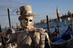 Monstruos y máscaras en el Carnaval de Venecia de 2014 (FOTOS)