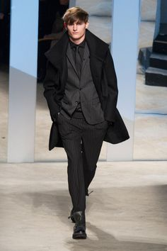 Kenneth Cole New York at New York Fall 2014