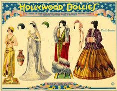 Hollywood Dollies 1925 | 5 of 7