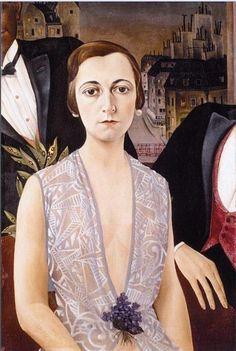Christian Schad - Unknown, 1920