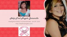 Angela Jaramillo has been missing 1,695 Days I has been over 4 years since Angela Jaramillo mysteriously vanished on January 23rd, 2010. At the time, Angela was a sophomore at…
