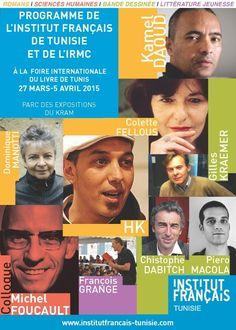 L'IFT à la Foire internationale du Livre de Tunis