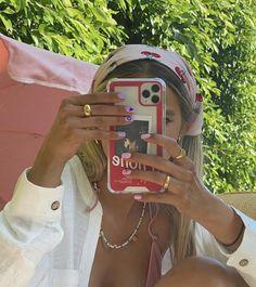 Mode Ootd, Insta Photo Ideas, Summer Aesthetic, Beach Aesthetic, Aesthetic Vintage, Blue Aesthetic, Mode Outfits, Summer Girls, Summer Baby
