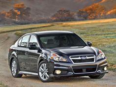 2013 Subaru Legacy. Starting to save my pennies now!!
