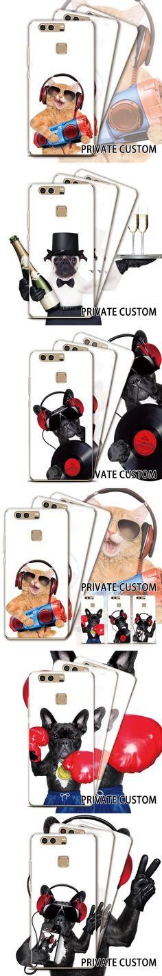 Custom Design DIY OEM Photo phone case for huawei p8 p9 lite p9 plus mate 9 pro mate 8 7 case soft silicone smartphone case