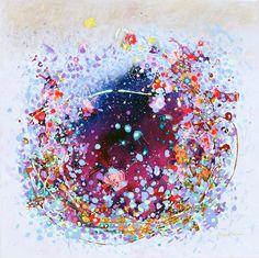 A Vibrant Hope: Original Painting by Stephen Lursen
