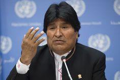 Felicita Evo Morales a Perú, desea éxito a Kuczynski
