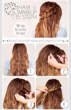 Wrap Around Brail