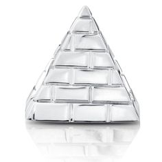 Sterling Silver Pyramid Egypt Charm