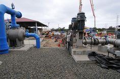 Leo J. Vander Lans Water Treatment Facility. #FlatironConstruction
