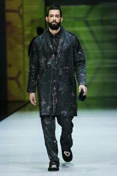 Julian Zigerli Menswear Fall Winter 2014 Milan - NOWFASHION