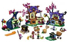 41185-1: Magic Rescue from the Goblin Village | Brickset: LEGO set guide and database