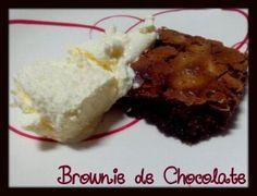 Brownie de Chocolate!  http://www.artecaseirarestaurante.com.br/blog/0-92/Aventuras+na+Cozinha+26+-+Brownie+da+Taina