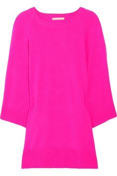 Michael Kors Poncho-effect Cashmere Sweater net-a-porter.com - LoLoBu