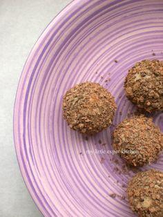 Chestnut Cream Truffles