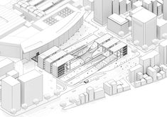 Gallery of Second-Place Design Proposes Revitalization of Busan with Film in…