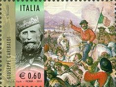 protagonists of the unification of Italy Giuseppe Garibaldi
