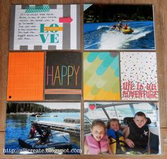 all i create: Project Life: Everyday Adventure