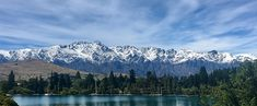 View from Lombardi #Queenstown #mountains #wellbeing