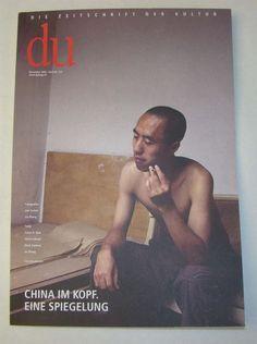 Du 721 | November 2001 China im Kopf. Ei kaufen auf ricardo.ch China, November, Cover, Movie Posters, First Day Of Work, Magazines, Word Reading, Film Poster, Film Posters