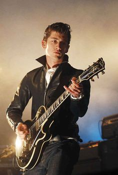 Then came the Imperial Rock Star Phase. | The Evolution Of Alex Turner, From Shy Teen To Rock God: An Appreciation