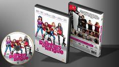 As Rainhas Do Ringue - Capa   VITRINE - Galeria De Capas - Designer Covers Custom   Capas & Labels Customizados