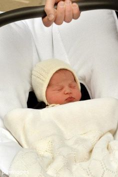William and Kate's dear little princess.