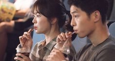 'Descendants of the Sun' Song Hye-Kyo on Song Joong-Ki: 'He's Such A Great Person' - http://www.australianetworknews.com/descendants-of-the-sun-song-hye-kyo-on-song-joong-ki-hes-such-a-great-person/
