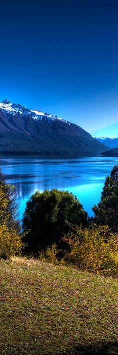 Lago Traful. VILLA TRAFUL - ARGENTINA