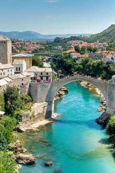 'The Via Dinarica skirts the city of Mostar to both the east and the north. It's safe to say that the UNESCO World Heritage Site of the Stari most (Old Bridge) has always been the main attraction in Mostar.' Via Dinarica, the Bradt Guide by Tim Clancy www.bradtguides.com