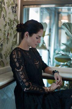 Los 7 días/ 7 looks de Carolina Herrera de Báez © Azahara Fernández / Realización: Marianne Kraus