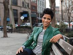 In a recent interview, MSNBC and Today Show host, Tamron Hall speaks on how her sister's death affects her romantic relationships.